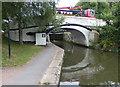 TQ0492 : Springwell Lane Bridge No 176 by Mat Fascione