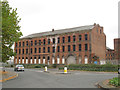 SE3132 : Former Victoria Mill, Atkinson Street, Leeds (1) by Stephen Craven