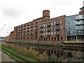 SE3132 : Bank Mills (B and D blocks)  by Stephen Craven