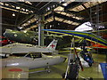 SJ8397 : Aircraft collection by Bob Harvey