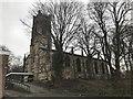 SJ8546 : Newcastle-under-Lyme: St George's Church by Jonathan Hutchins