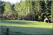 NJ2648 : Rothes Golf Course by Anne Burgess