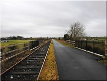 N3346 : Bridge on the Athlone to Mullingar Cycleway by JP