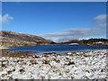 NM9750 : Lochan Blar nan Lochan in Glen Stockdale : Week 9