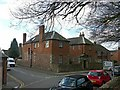 SK5717 : Theophilus Cave's Almshouses, 16, Church Street,  Barrow-upon-Soar by Alan Murray-Rust