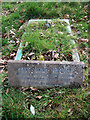SZ1292 : A wartime tragedy, and the death of baby Jane - a Bournemouth (East) Cemetery grave (1) by Mike Searle