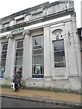 TL1407 : Lloyds Bank on Chequer Street, St Albans by David Howard