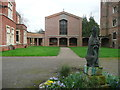 TL1967 : Catholic parish church of St Hugh of Lincoln by Humphrey Bolton