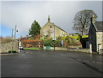 NO2507 : Falkland East Church by Bill Kasman