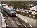 SD7916 : Ramsbottom Station by David Dixon