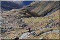 NH0217 : Descending to Gleann Lichd by Jim Barton