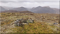 NH3050 : Summit of Meall Giubhais (663 m) by Julian Paren