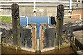 SJ5646 : Marbury Lock, Llangollen Canal by Stephen McKay