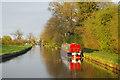 SJ5847 : Llangollen Canal, Wrenbury by Stephen McKay