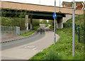 SS5532 : A dedicated bus lane on Sticklepath Hill : Week 15