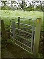 ST7759 : Leaving Hog Wood by Neil Owen