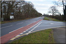 TL3759 : St Neots Rd, Cambridge Rd junction by N Chadwick