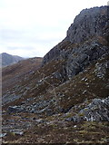NG9674 : Path to the Bealach a' Chùirn by Richard Law