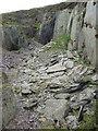 SH6267 : Abandoned quarry, Rachub : Week 16