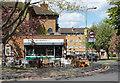 TQ2486 : Antique Shop, Cricklewood Lane by Des Blenkinsopp