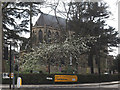 TQ1671 : St Alban, Teddington - now the Landmark Art Centre by John Salmon