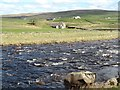 NY8529 : Across the Tees from High House by Gordon Hatton