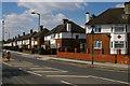 TQ2291 : Housing on Pursley Road, Mill Hill by Christopher Hilton