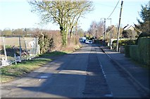TL4058 : Whitwell Way, Coton by N Chadwick
