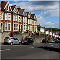 ST1268 : Change of house type, Holton Road, Barry by Jaggery