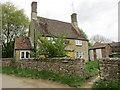 SP5537 : Cottage, Hinton in the Hedges by Jonathan Thacker