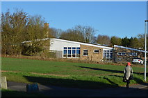 TL4058 : Coton Primary School by N Chadwick