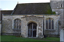 TL4058 : Church of St Peter by N Chadwick
