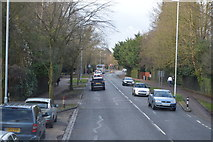TL4459 : Madingley Rd, A1303 by N Chadwick