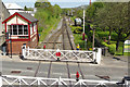 SD7916 : Ramsbottom Level Crossing by Stephen McKay