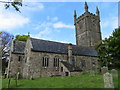 SW5033 : The Church of St Paul at Ludgvan by Peter Wood