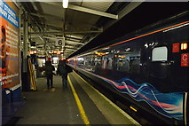 SX4755 : The train from London Paddington by N Chadwick