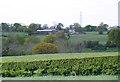 SJ9169 : Woodhouse Green Farm by Anthony O'Neil