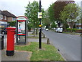 SP0981 : Elizabeth II postbox and telephone box on Cole Valley Road by JThomas