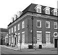 TL7522 : Former post office, Braintree by Julian Osley