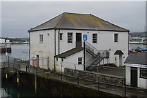 SX4853 : Mayflower Sailing Club by N Chadwick