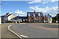 TL2248 : New housing development, Potton by Robin Webster