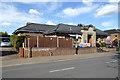 TL2249 : Former school, Potton by Robin Webster