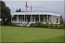 SX4754 : Plymouth Hoe Bowls Club by N Chadwick