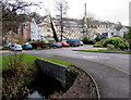 SO8400 : Entrance road to Dunkirk Mills, Nailsworth by Jaggery