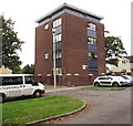 ST2894 : North side of Blenheim Court, St Dials, Cwmbran by Jaggery