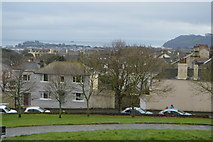 SX4555 : View from Mount Pleasant - SSW by N Chadwick