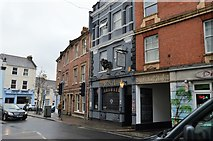 SX4655 : The Stoke Inn by N Chadwick