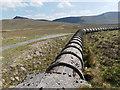 NH2666 : Pipeline to Loch Fannich by Julian Paren