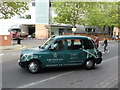 SJ8397 : Is this a taxi? by Bob Harvey