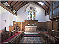 TL2862 : St Peter, Papworth Everard - Chancel by John Salmon